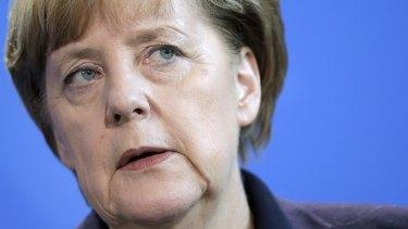 German Chancellor Angela Merkel is one of too few high-profile women having a say in the climate change arena.