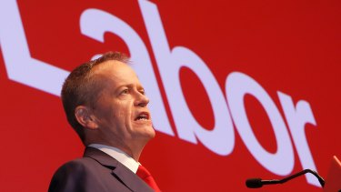 Opposition Leader Bill Shorten has said tackling inequality will be Labor's defining mission going into the next election.