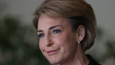 Minister for Employment Michaelia Cash says the government's bill will protect workers from unscrupulous employers.