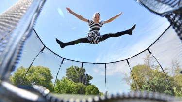 Parents are urged to listen to warnings about trampoline related injuries.