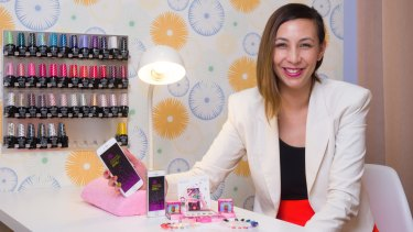 Thea Baumann: all about the Chinese market.