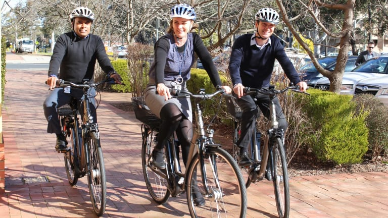 Cycling groups say electric bikes are a gateway for casual riders.
