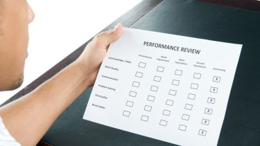 Goodbye rankings: Accenture gives annual performance reviews