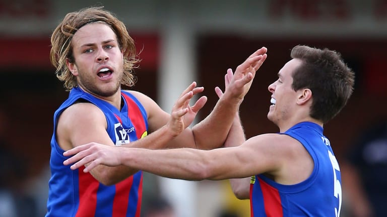 Port Melbourne are in the top four.
