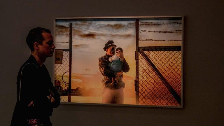 Tracey Moffatt's My Horizon at the Venice Biennale.