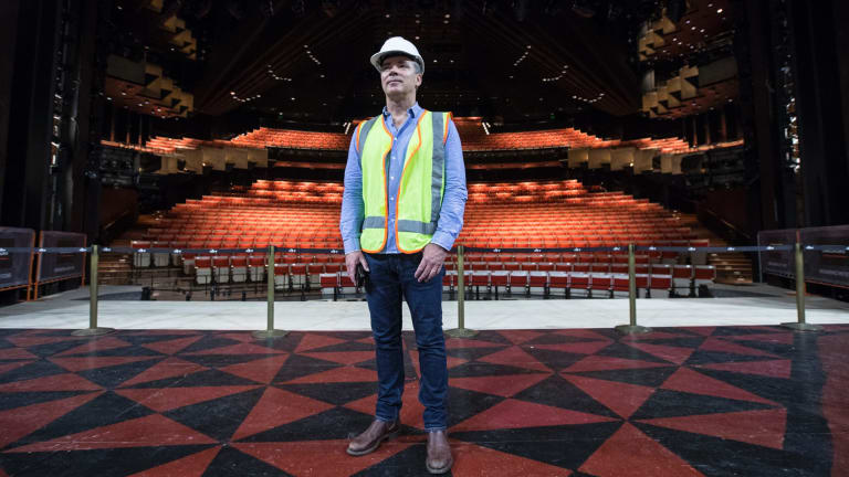 James Wheeler is the production manager of Opera Australia.