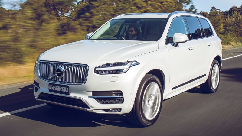 Volvo Cars Joins Electric Race With Plan For Five Battery Models