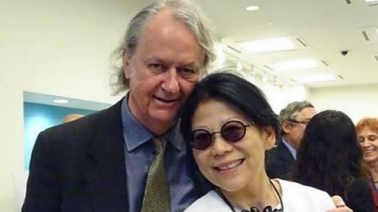 Confidential documents were found at the Canberra home of Roger Uren and Sheri Yan during an ASIO raid.