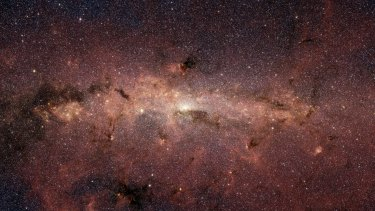 There must be at least 100 billion planets in our home galaxy, the Milky Way.
