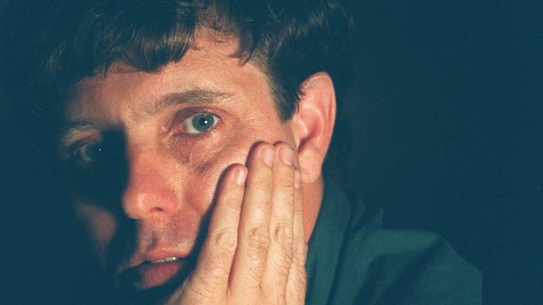 NDARC researcher Shane Darke in 1995.