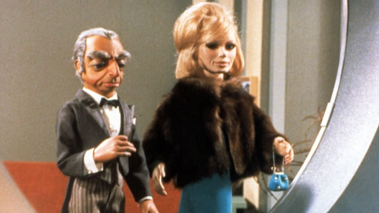 London agent Lady Penelope and Parker.