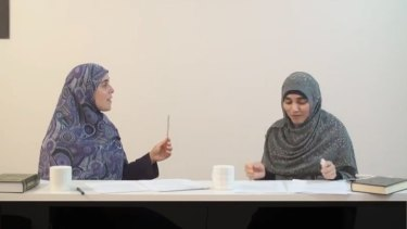 A video made by the Women of Hizb ut-Tahrir Australia went viral in April after demonstrating how a husband could use a sivaak, or small stick, to hit his disobedient wife, but this is by no means the position in mainstream Islam.