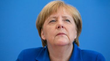 German Chancellor Angela Merkel defends her refugee policy following renewed criticism in the wake of violent attacks in Germany.