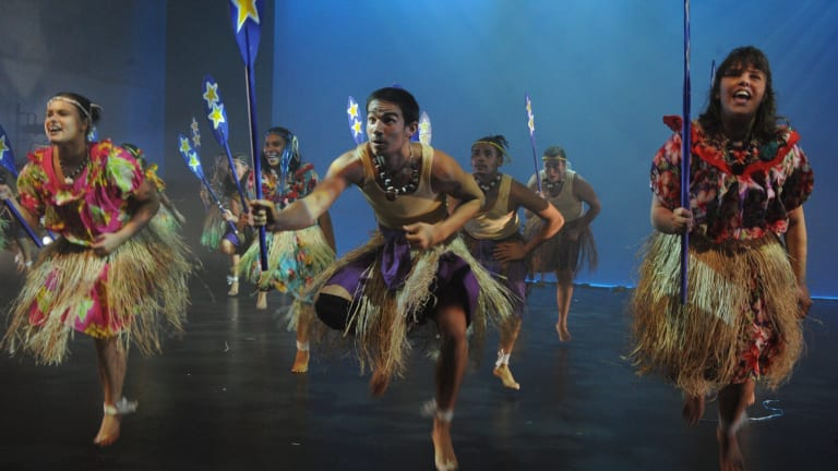 Restoration, the latest celebration of indigenous dance from NAISDA.