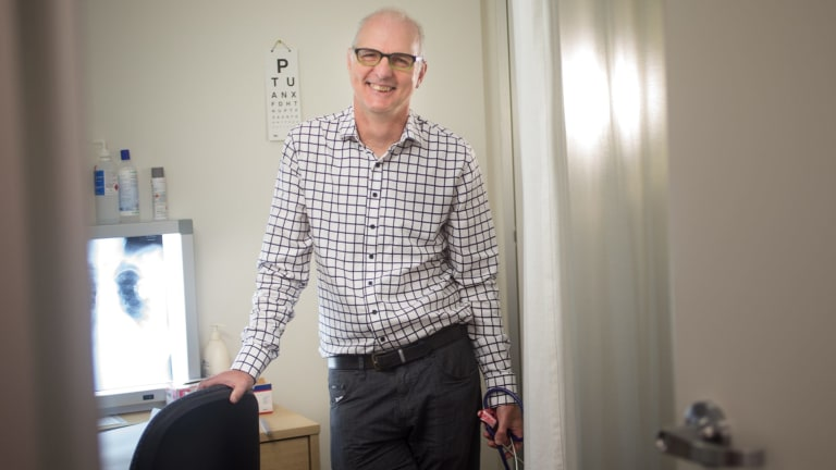 Christopher Pearce, a Melbourne GP and president of the Australasian College of Health Informatics, sees a widening role for machine learning in everyday patient care.