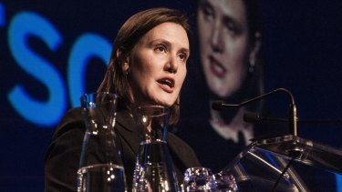 Revenue and Financial Services  Minister Kelly O'Dwyer has largely kept quiet on the issue.