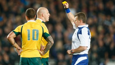 World Rugby will crackdown on players diving at the World Cup.