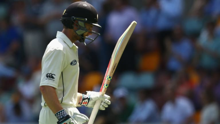 On top of his game: Kane Williamson.
