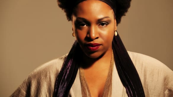Charenee Wade is carrying Gil Scott-Heron's blazing torch into jazz