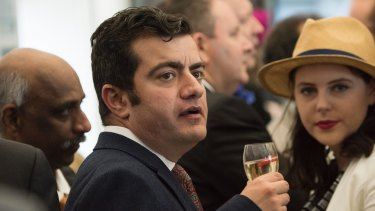Labor senator Sam Dastyari has yet to lodge a formal complaint.
