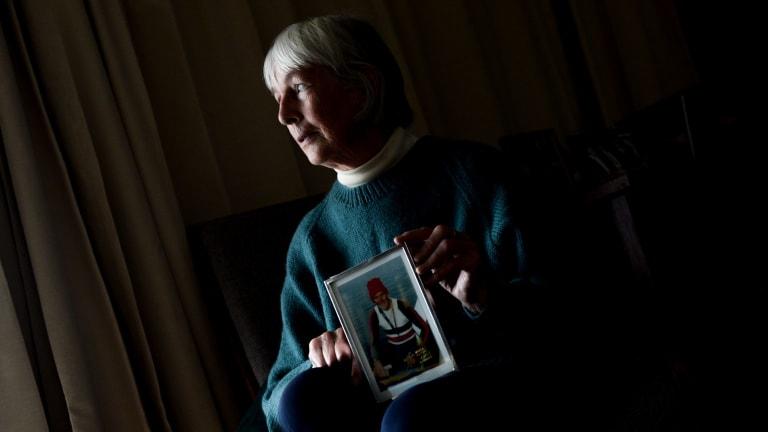 Susan Sypkens' husband John died in a nursing home.