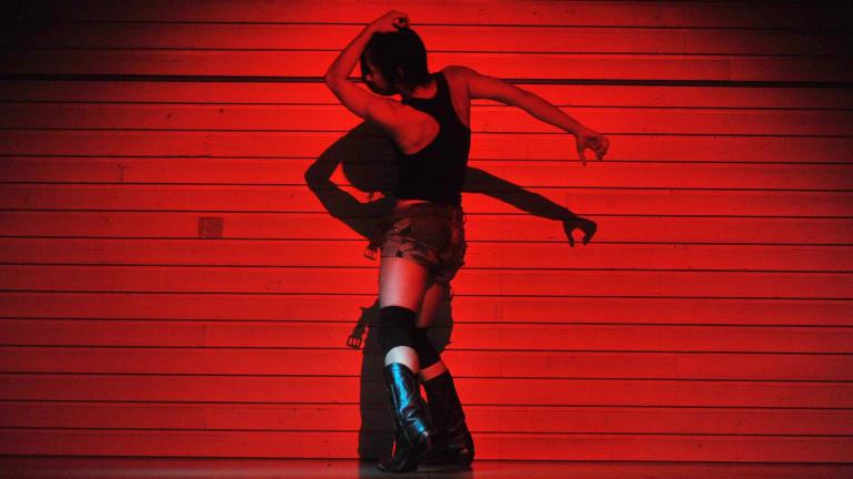 Eisa Jocson as Macho Dancer.