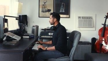 Hrishikesh Hirway spends about 25 hours editing each of his Song Exploder podcasts.