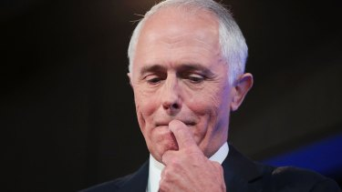 Malcolm Turnbull received an unprecedented roasting from a US president.