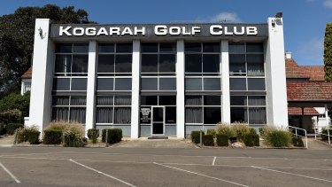 As part of the proposed development, the Kogarah Golf Club will secure a new clubhouse.