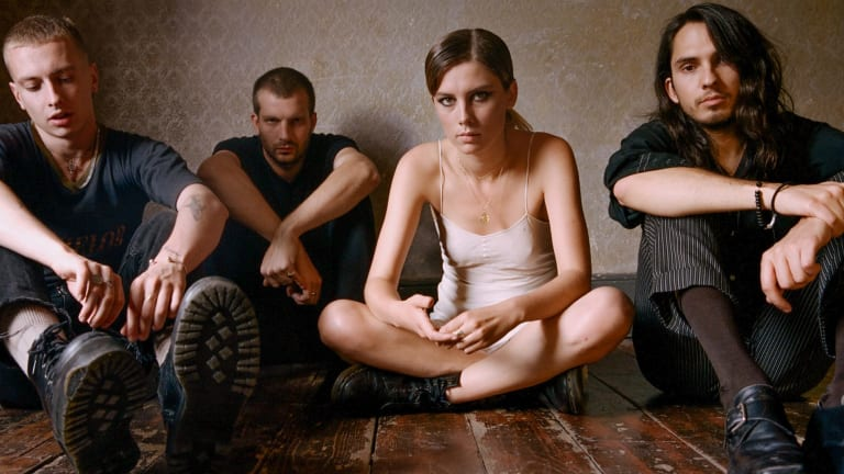 Wolf Alice write songs that take a U-turn when you least expect.