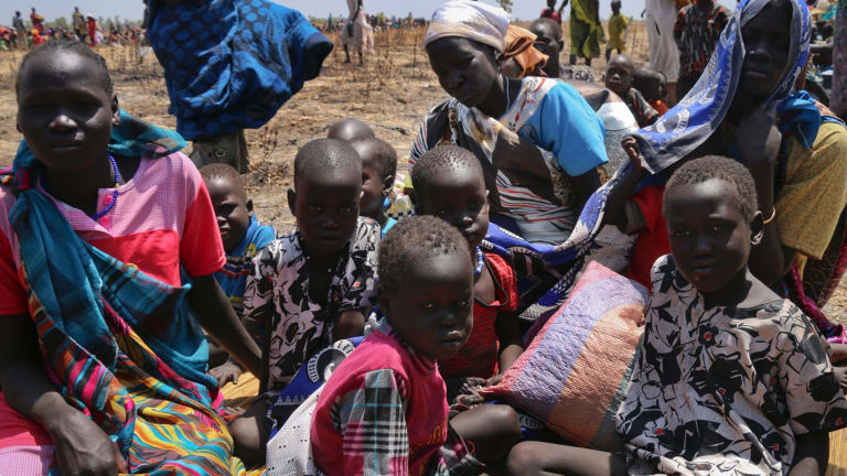 The UN is seeking $US4.4 billion by the end of March to prevent catastrophic hunger and famine in South Sudan, Nigeria, Somalia and Yemen.