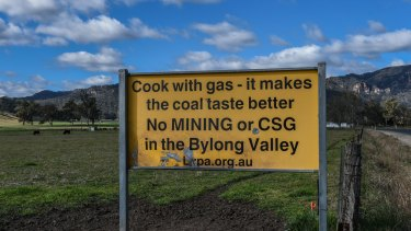 South Korean power company KEPCO faces opposition to build a new coal mine in the NSW Bylong Valley.