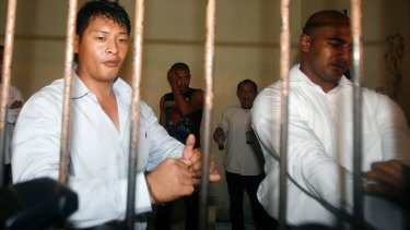 The acts of the rehabilitated Andrew Chan and Myuran Sukumaran could make a powerful difference if they were allowed to continue.