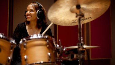 Terri Lyne Carrington: A veteran at age 18, being open-minded is fundamental to the drummer's approach to music and life.
