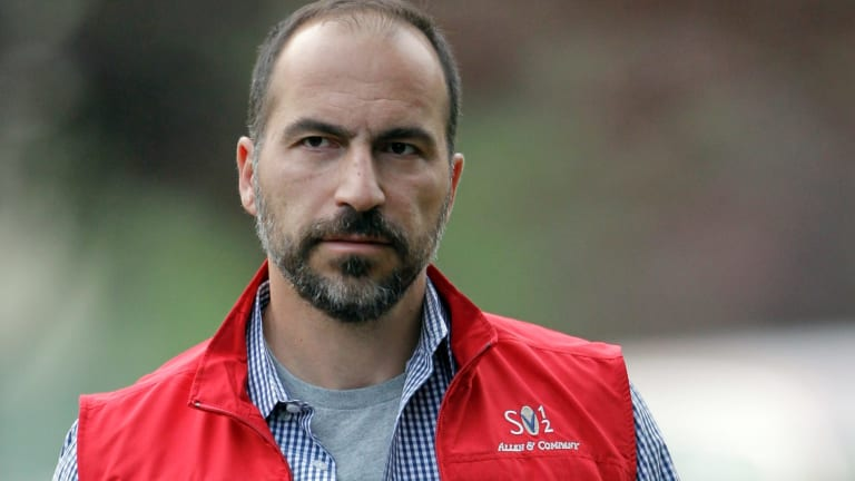 Uber CEO Dara Khosrowshahi has a lot of work to do to restore Uber's battered reputation.