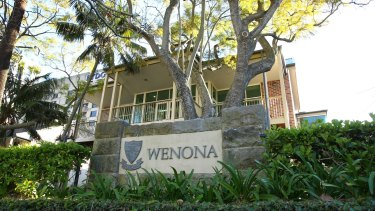 "Wenona School in North Sydney has ""serious concerns about the health"" of its students, following the news about new smokestacks."
