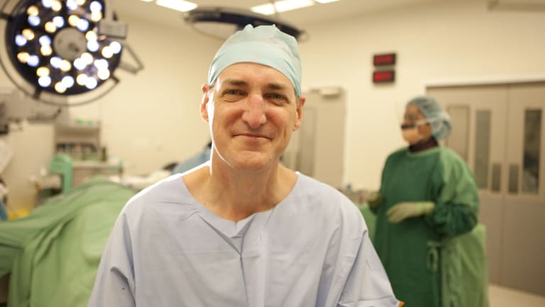 Professor Ian Harris says some surgeons are doing unnecessary operations.