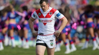 Brett Morris is heading off to join brother Josh at the Bulldogs.