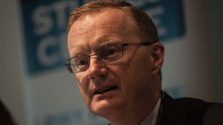 Philip Lowe will  replace Glenn Stevens as governor of the central bank.