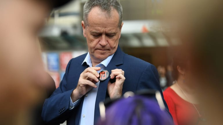 Bill Shorten re-affirmed that any Labor MPs who wished to vote against same-sex marriage when, or if, the bill came before parliament, was free to do so.