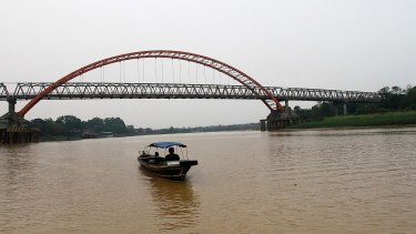 Palangkaraya in Borneo has often been proposed as an alternative capital city to Jakarta.