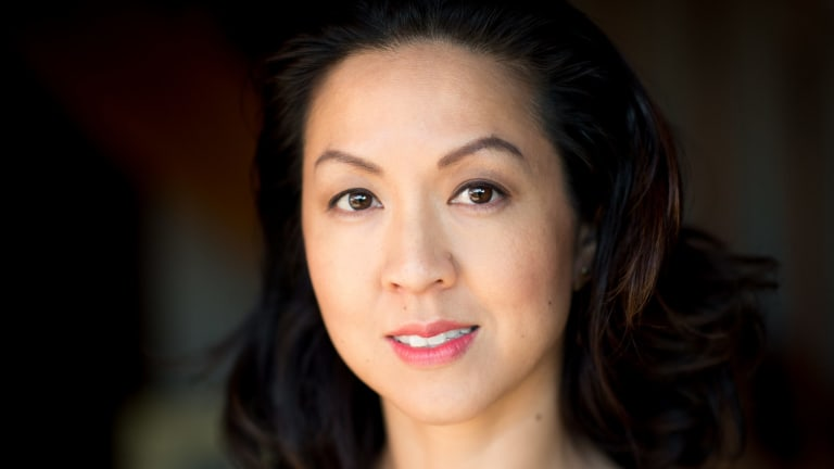 Jenevieve Chang, author of <i>The Good Girl of Chinatown</i>.