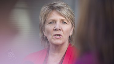 Bravehearts founder Hetty Johnston will announce her candidacy for Logan mayor.