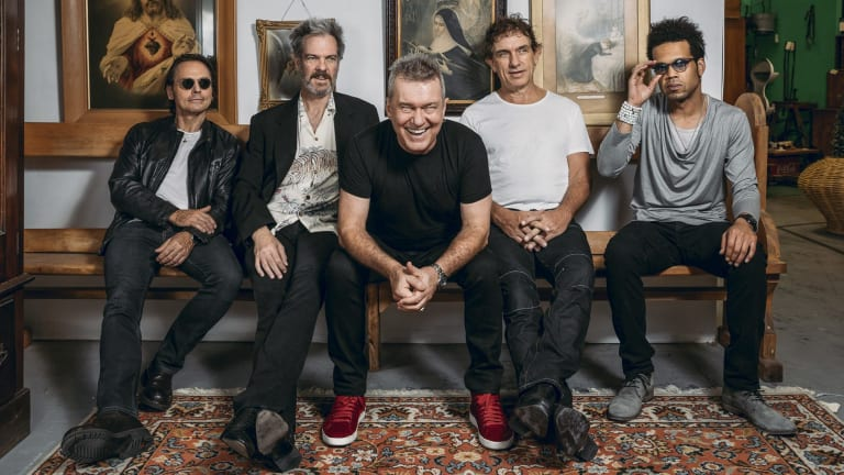 Cold Chisel are back as a cohesive unit after mourning the death of drummer Steve Prestwich in 2011.