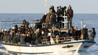 Europe has its own growing refugee crisis.