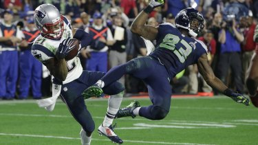Drawcard: $5.5 billion was wagered illegally on Super Bowl XLIX.