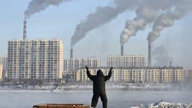 Promethean task: reducing China's carbon footprint.