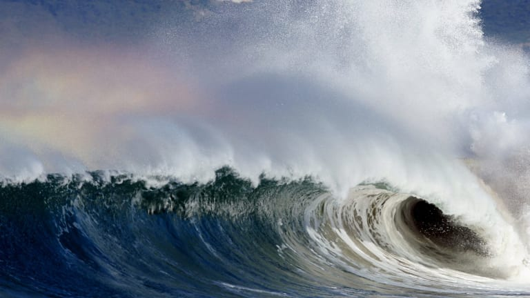 Oceans store about 93 per cent of the extra heat taken up by Earth.