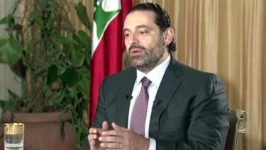 Lebanese Prime Minister says he is 'free to return' from