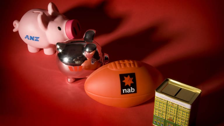 Westpac's results sent its share price down 3.5 per cent to $29.95.